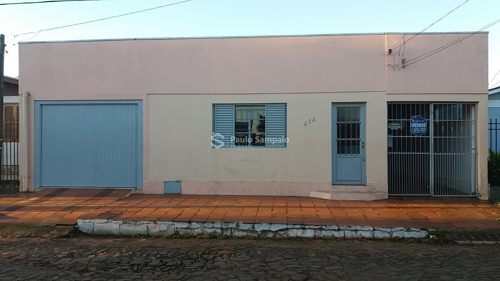 Casa 5 dormitórios Funcionários Públicos Municipais Cruz Alta - RS