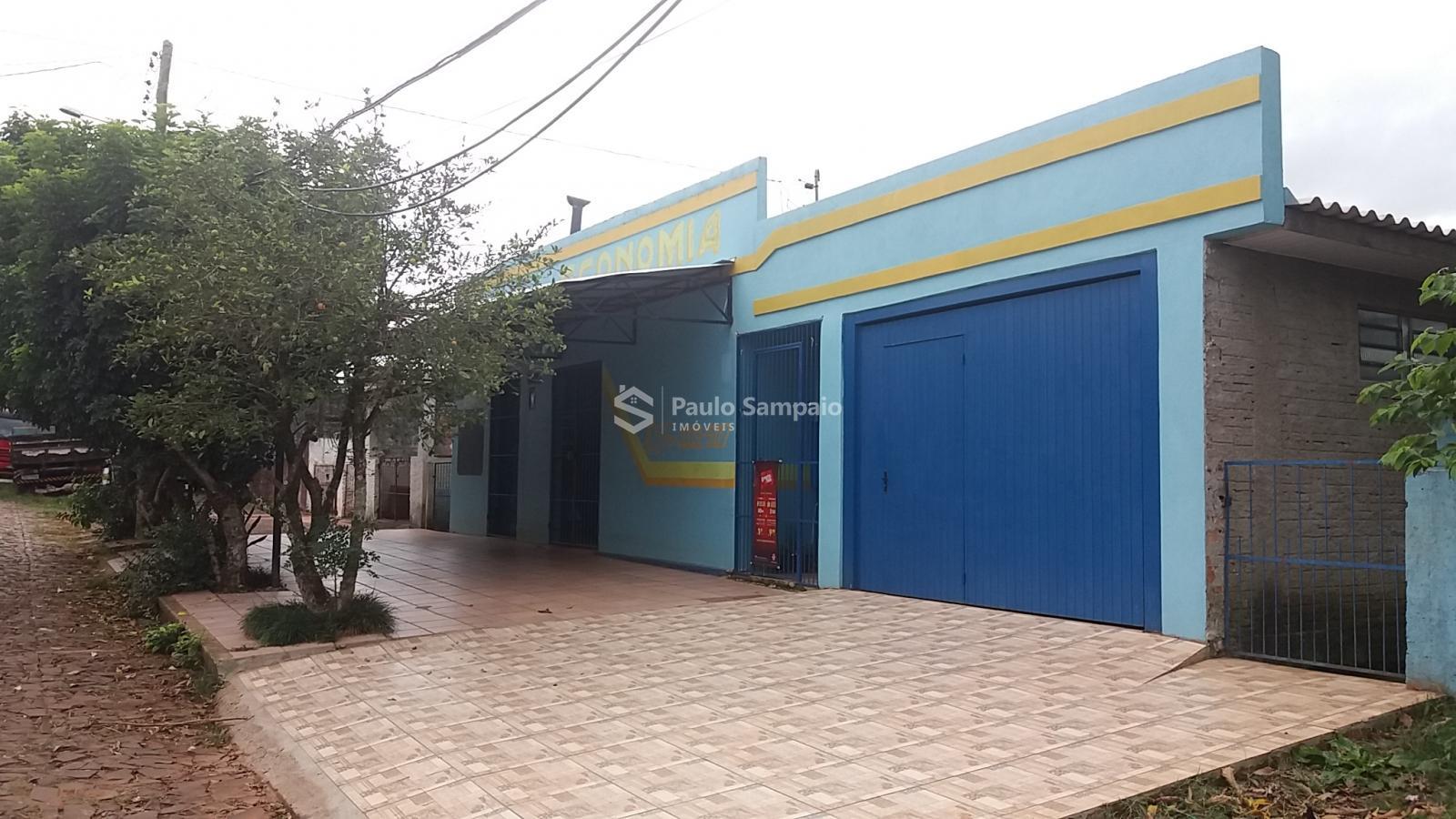 Casa 3 dormitórios Boa Parada Cruz Alta - RS