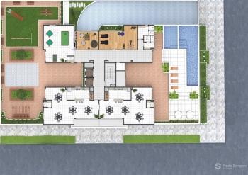 Apartamento 3 dormitórios Centro Cruz Alta - RS