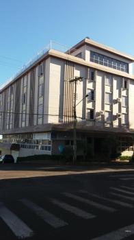 Apartamento 3 dormitórios Centro-Res.ANA TERRA Cruz Alta - RS