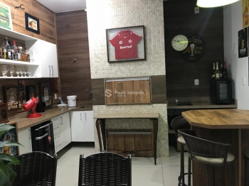 Casa 3 dormitórios Jardim América Cruz Alta - RS
